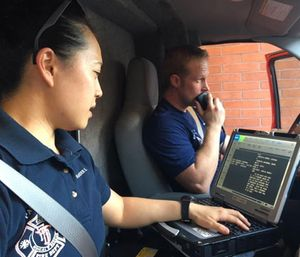 EMS has evolved into a system of highly trained responders providing critical care in the field and taking patients to designated trauma centers. (Photo/City of Tempe, Ariz.)