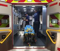 'EMS Strong' celebrates the bonds that encourage, inspire EMS providers