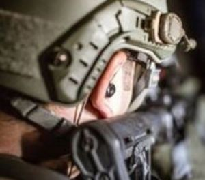 Hearing loss is cumulative and non-reversible, and critical decisions are based on what officers see and hear. Hearing protection should be given more emphasis during the equipment acquisition process. (photo/Silynx)