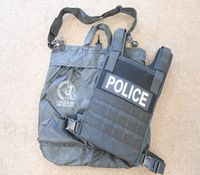 2 soft body armor systems for response to active killers