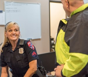 Once an individual joins the organization, it is up to the agency to create attractive ways to retain that person. (Photo/PoliceOne)