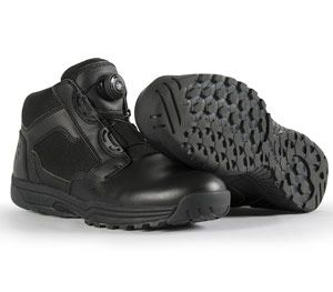 The upper material of the shoes is breathable to prevent overheating. (Blauer Image)