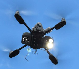 MIL-SPEC UAS provide the capabilities needed for public safety. (image/Icarus Aerospace)