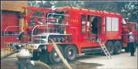 The greatest fire pumper the world has known