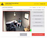TASER announces new solution for managing interview room videos in the cloud