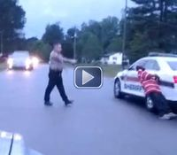 Video: Va. deputy deploys TASER on combative suspect
