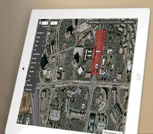 A tactical board screen shot from the Rhodium™ Incident Management Suite. (Image Incident Response Technologies (IRT) )