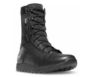 If a lightweight, yet highly functional pair of boots strikes a chord with you, be sure to check out the Danner Tachyon 8-inch Black GTX. (Image Courtesy of Danner)