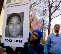 Union appeals firing of officer who fatally shot Tamir Rice