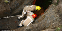 Are fire departments ready for trench rescue?