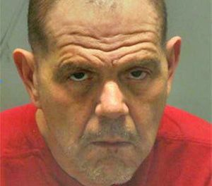 Paul H. Borroni, who spent 38 of the last 39 years incarcerated for murder, opted to return to custody after staging a robbery with the intent of getting back behind bars. (Clayton Police Department/TNS)