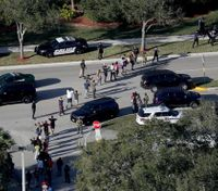 Officials fight to keep Parkland shooting footage secret