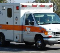 NC man steals ambulance from hospital lot