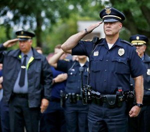 """The Fraternal Order of Police of Ohio said it is """"disappointed"""" and will continue to fight for the PTSD language. (Photo/Tribune News Service)"""