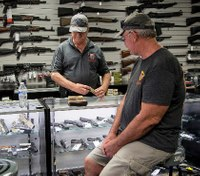 With resources scarce, ATF struggles to inspect gun dealers