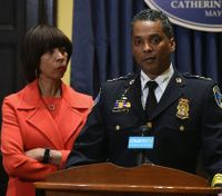 Baltimore mayor wants to give new commissioner authority to fire bad officers