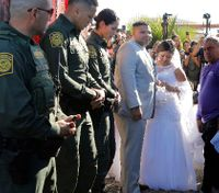 Border Patrol 'duped' into providing security for cartel wedding