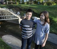 Ill. boy pulled through drainage pipe thought he was 'lost forever'