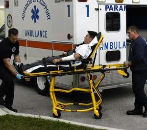 Should paramedics be required to earn a college degree, or are traditional courses enough? (Photo/Wikimedia Commons)