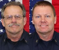 Officials suspect long-term toxin exposure caused 2 former fire captains' deaths