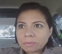 Video: Fla. officer's emotional plea goes viral