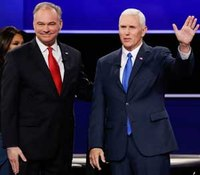 VP debate: Pence and Kaine deeply divided over LE issues