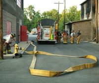 Kinked fire hose: Why it's deadly and how to avoid