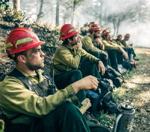 """Wildland"" documents the experiences of one contract crew out of Grants Pass, Oregon, from their hiring through training and work on mundane incidents. (Photo/FilmRise)"
