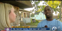 Firefighters stamping down racism is a proud moment