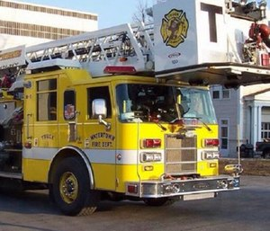 Three days after losing a lower court's ruling, the city is taking steps to take an arbitration case against the city's firefighters' union to the state's highest court. (Photo/Watertown Firefighters Benevolent)