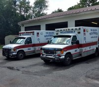 Ambulance association is fundraising to help sister association