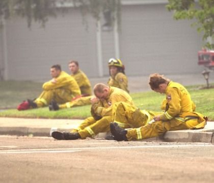 Firefighters discuss deadly 2018 California wildfires