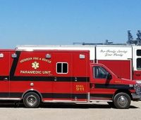 Fire dept. works to become paramedic training center
