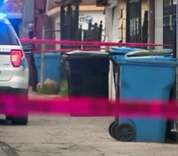 Paramedic on newborn found on trash can: 'We were so lucky with this one'