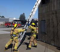 Why firefighters never forget their first rescue