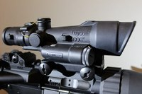 Trijicon's LED ACOG combines durability, function and new features