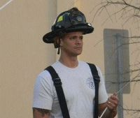 Off-duty firefighter paralyzed during martial arts training