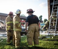 As a veteran firefighter, what advice would you give a rookie?