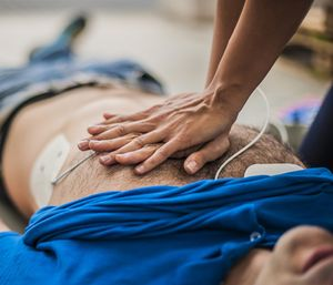 To improve cardiac arrest survival, doctors and emergency workers around the world are collecting better data, measuring performance and examining ways to expand the use of CPR by bystanders. (Photo/Michael Hughes Foundation)