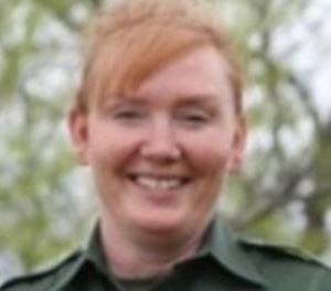 U.S. Customs and Border Protection Agent Donna Doss (Photo/ U.S. Customs and Border Protection)