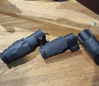 SHOT Show 2016: Aimpoint introduces new 3X and 6X magnifiers with rear diopters