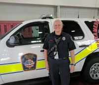 Conn. firefighter-paramedic awarded for saving 3 cardiac arrest patients