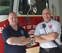 Ramp-up tones cut firefighter, paramedic rapid-heart response to station alarms