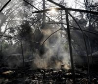 Calif. officials question wildfire warning systems