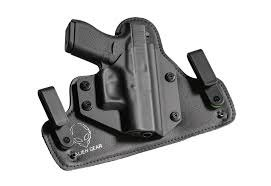 IWB concealed carry holster (Photo/Pixabay)