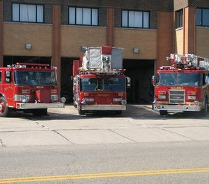 The Fire Department has 30 members. (photo/ Alliance Fire Department)
