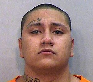 This Dec. 21, 2017 photo provided by the California Department of Corrections and Rehabilitation (CDCR) shows Shalom Mendoza. Authorities in Northern California are searching for Mendoza who escaped from San Quentin State Prison overnight and pulled off a carjacking. (California Department of Corrections and Rehabilitation via AP)