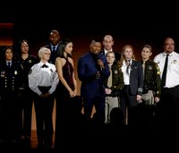 Video: First responders honored at American Music Awards