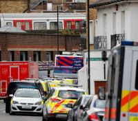 UK police make 'significant' arrest in London subway blast