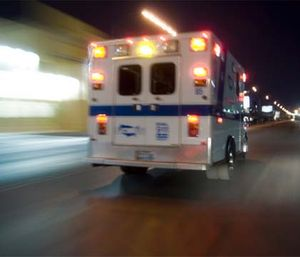 The study, which analyzed 1.7 million EMS runs in the US, concluded that average wait time for EMS to arrive in suburban and urban areas was 6 minutes, while the average wait time in rural areas was more than double that, at 13 minutes. (Courtesy Photo)